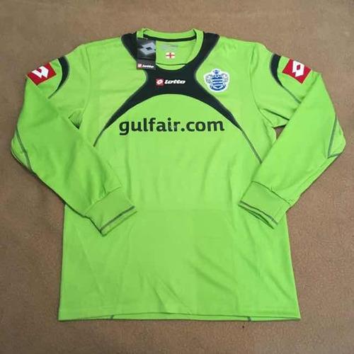 Camisa Queens Park Rangers 2008/09 - Gk - Lotto