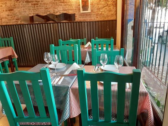 Fondo De Comercio Restaurant. Completo