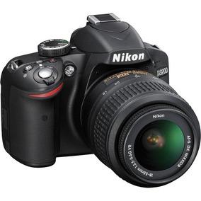 Vendo Câmera Dlsr Nikon D3200.