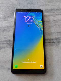 Samsung A7 2018 128 Gb - Seminovo Impecável !!!!