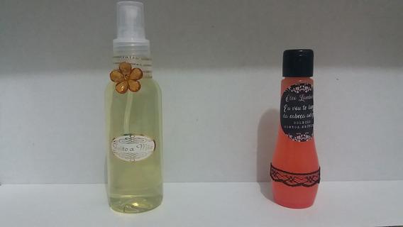 Óleo De Banho Artesanal C/ Enxague Frasco 250ml Delicioso