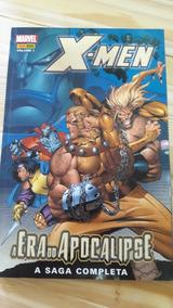 X-men A Era Do Apocalipse Volume 1
