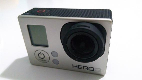 Gopro Hero 3 White Edition + Acessórios