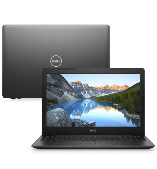 Notebook Dell Core I5 8ª Geração | 1tb De Memória E 8gb Ram