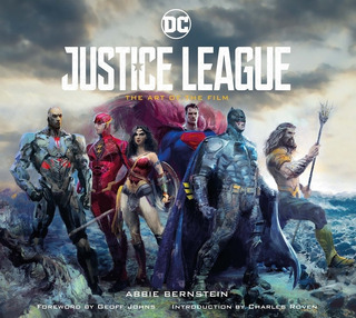 Libro: Justice League The Art Of The Film ( En Stock )