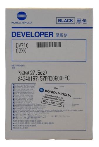 Revelador Original Konica Minolta Bizhub 600/601/750/751