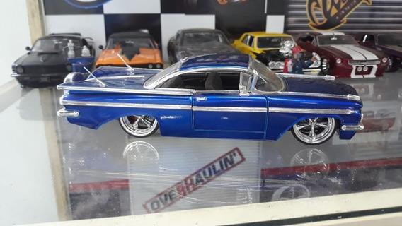 Miniatura Chevy Impala 1959 Jada Toys 1/24