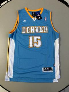 Regata adidas Nba Denver Nuggets - Carmelo Anthony #15