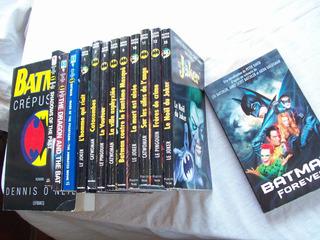14 Libros Sobre *batman.1991.993/94/95. Francès-inglès