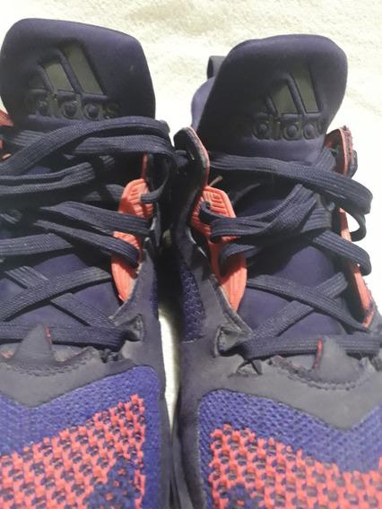 Zapatillas De Basquet adidas D Lillard Boost 2
