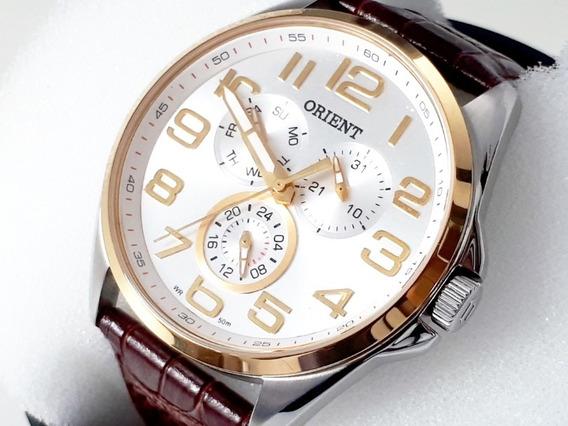 Relógio Orient Multifunção Ftssm007 Excelente 100%- Original