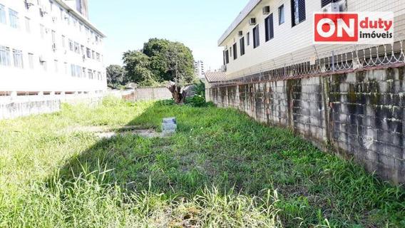 Terreno À Venda, 940 M² Por R$ 3.000 - Centro - São Vicente/sp - Te0109