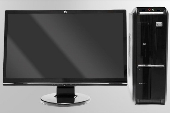 Computadora Completa Nueva I3-500gb-4gb Monitor De 19 (250)