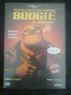 Pelicula: Boogie - El Aceitoso (dvd)