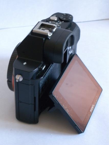 Câmera Sony Alpha Corpo A7s 4k Video Super Iso Só 502clicks!