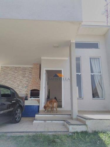 Imagem 1 de 21 de Casa Residencial À Venda, Parque Egisto Ragazzo, Limeira. - Ca0291
