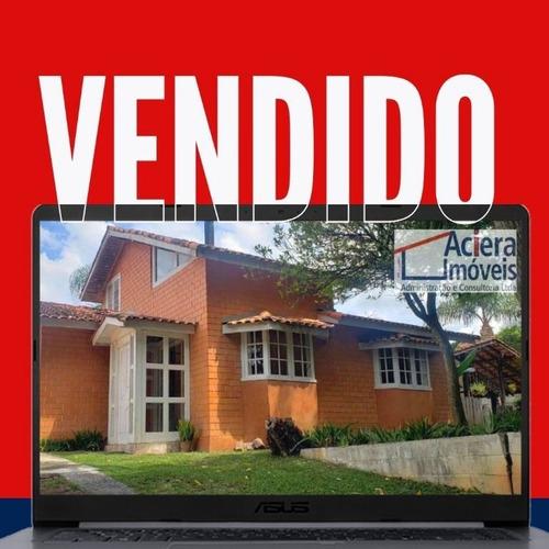 Imagem 1 de 30 de Casa Com 04 Dormitórios (02 Suítes) À Venda, 150 M² - São Fernando Residência - Barueri/sp - Ca1423