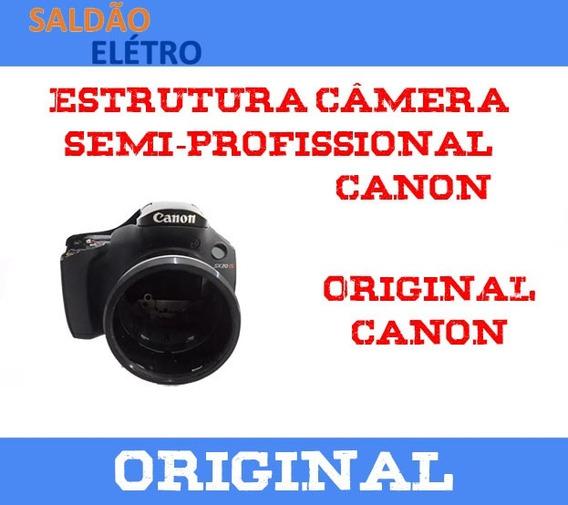 Estrutura Câmera Canon Powershot Sx30is Pc1560