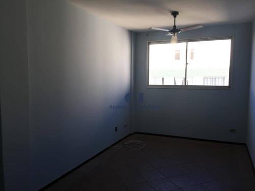 Apartamento Com 3 Dormitórios À Venda, 70 M² Por R$ 225.000,00 - Parque Bela Vista - Votorantim/sp - Ap0880