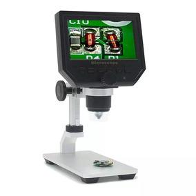 Microscopio Digital Lcd Portátil 1-600x Zoom Original