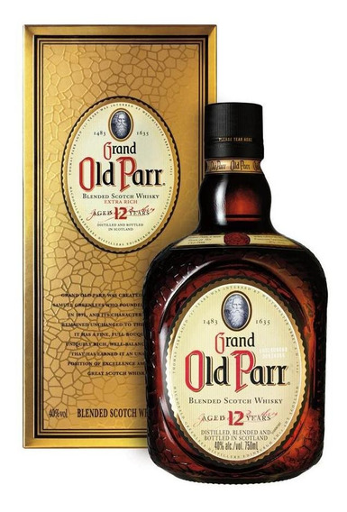 Whisky Old Parr - 750ml