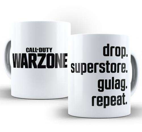 Imagem 1 de 3 de Caneca Call Of Duty (cod) Warzone Gulag
