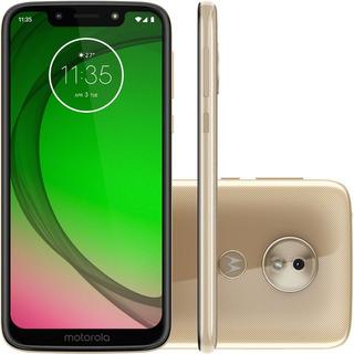 Smartphone Motorola Moto G7 Play 2gb 32gb Dourado Vitrine