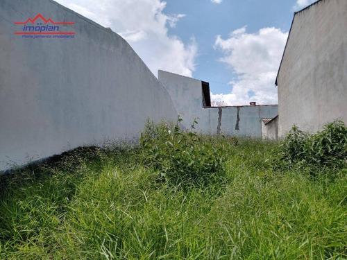 Imagem 1 de 5 de Terreno À Venda, 176 M² Por R$ 170.000,00 - Jardim Shangri-lá - Atibaia/sp - Te1733