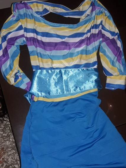 Vestido Andartu Original Casi Nuevo