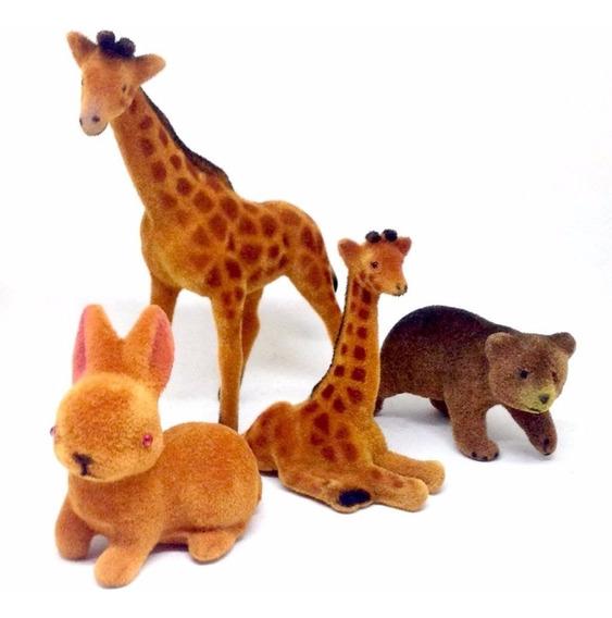 Animales Bosque Felpa Venado Ciervo Oso Caketopper Bambi