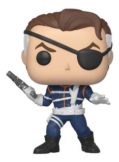 Funko Pop! - Marvel 80th. 1st App. - Nick Fury - (43360)