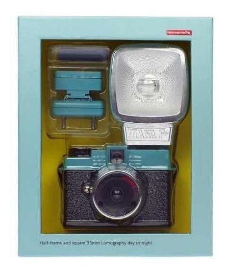Câmera Diana Mini Flash Clássica