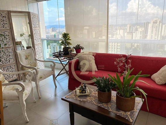 Apartamento Com 4 Suítes À Venda, 225 M² Por R$ 3.250.000 - Perdizes - São Paulo/sp - Ap8064