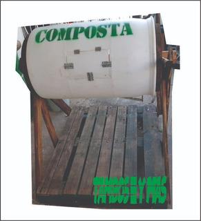 Compostero Giratorio