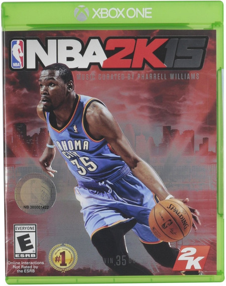 Nba 2k15 - Xbox One - Pronta Entrega!