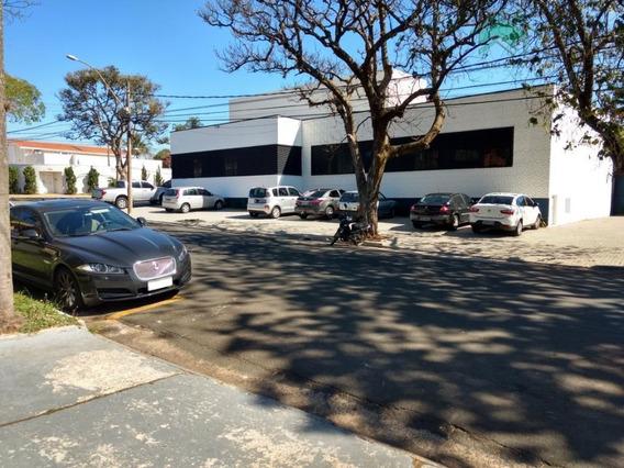 Casa Comercial Para Locação, Nova Campinas, Campinas. - Ca0444