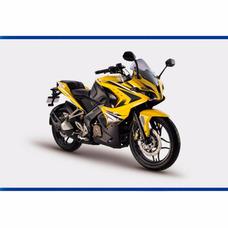 Bajaj Rouser 200 Rs Moto 0km Cycles El Mejor Precio
