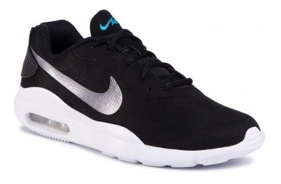 Zapatillas Nike Air Max Oketo Hombre Negro/ Blanco Aq2235015