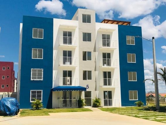 Proyecto De Apartamentos En Construcción Ciudad Juan Bosch