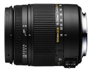Lente Objetivo Sigma 18-250mm F3.5-6.3 Os Hsm Canon Cuotas