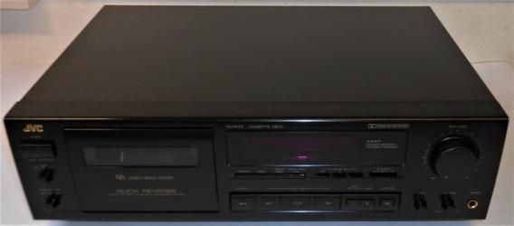 Tape Deck Jvc Td-r472 Direct Drive 2cab. Dolby B C