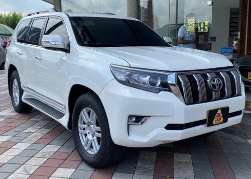 Toyota Prado Vxl Diesel Aut 2016