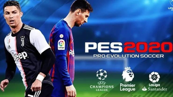 Pes 20 2020 - Ps4 - Original 1 Mídia Digital Português