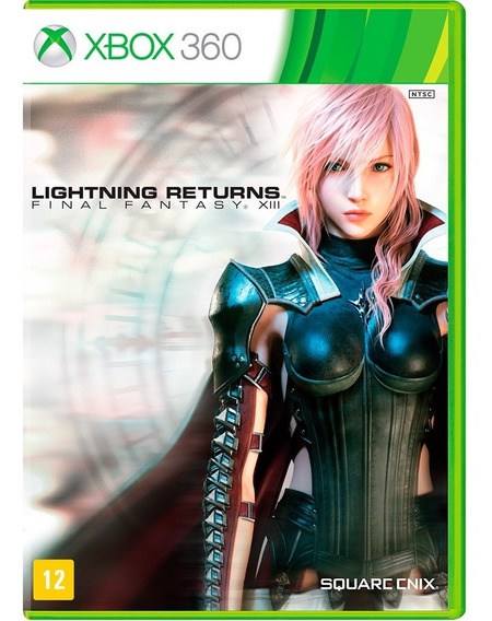Final Fantasy Xiii Lightning Returns - Xbox 360 - Novo