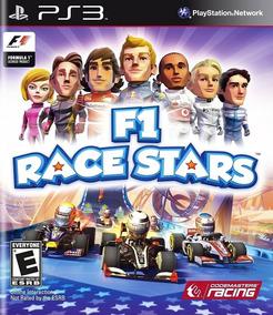 F1 Race Stars Ps3 Psn Envio Na Hora!!!