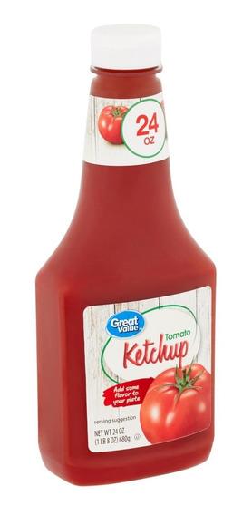Salsa De Tomate Ketchup Great Value