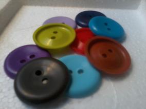 Botões De Plastico.