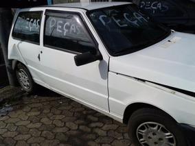 Sucata Fiat Uno Mille 98 Motor Câmbio Peças