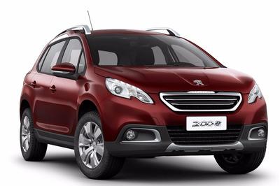 Peugeot 2008 1.6 16v Griffe Flex Okm