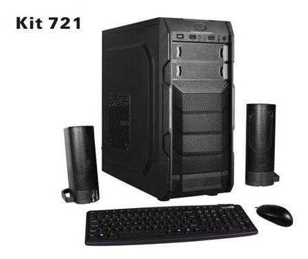 Kit Amd X8 Fx-8350 4.0 Ghz Memoria 8gb Ddr3 Ssd 250gb Sata3